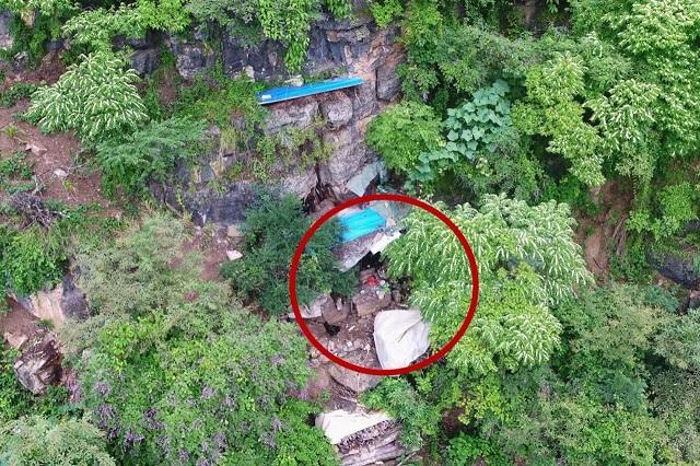 Con ayuda de Dron, hallan a hombre que tenía 17 años prófugo