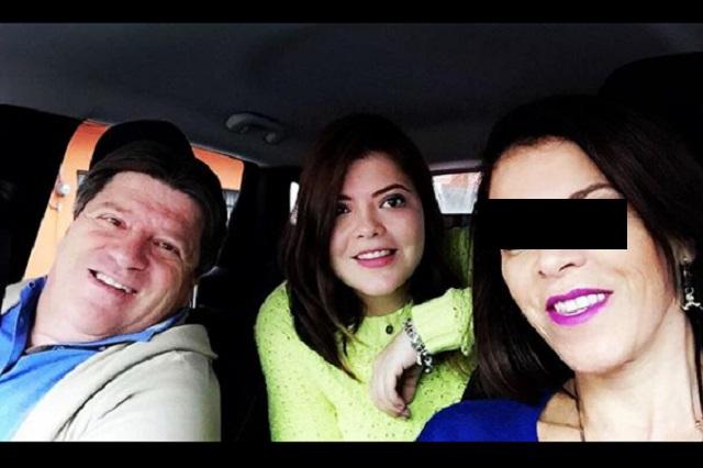 Amenazan de muerte a hija del Piojo Herrera