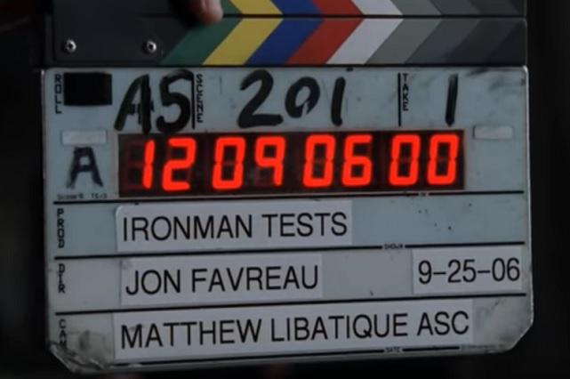 Así fue la audición de Robert Downey Jr. para ser Iron Man