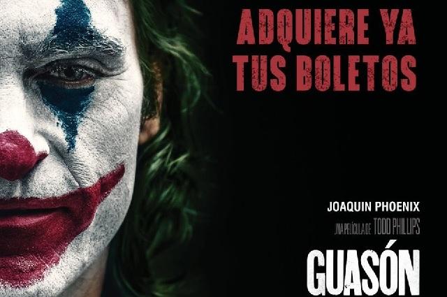 Inicia la preventa para estreno de 'Joker' en México