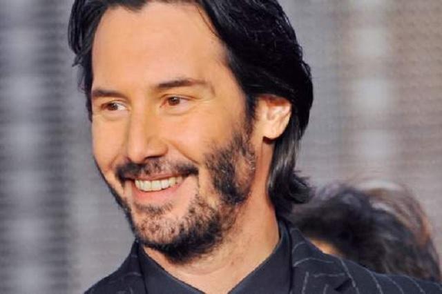 Evolución de Keanu Reeves en cinco fotos