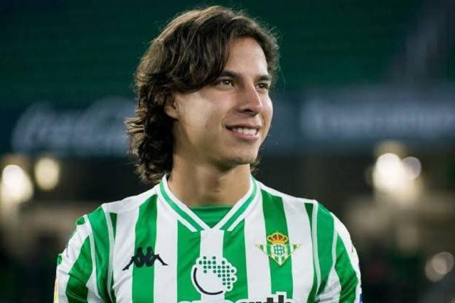 Por falta de minutos, Diego Lainez regresaría al América