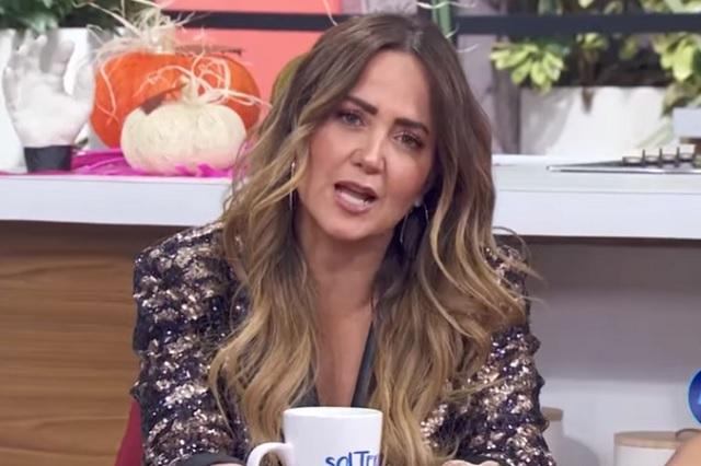 Andrea Legarreta defiende a Inés Gómez tras acusación por lavado de dinero