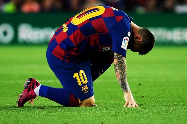 Lionel Messi no jugaría Champions por nueva lesión