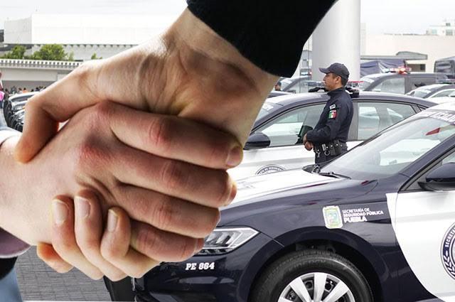 Pagará Puebla 1,387 mdp en 2 años por rentar mil patrullas