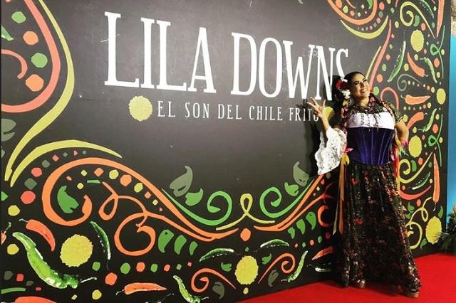 """Ajena a Lila Downs, cancelación del concierto; """"estoy muy triste"""", dice"""