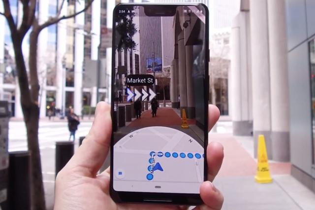 Ahora Google Maps te transporta en realidad aumentada