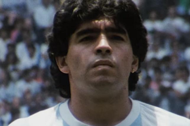 HBO lanza primer tráiler sobre la vida de Maradona