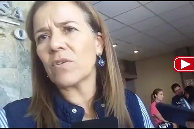 Desairan a Margarita Zavala en asamblea de su partido en Puebla