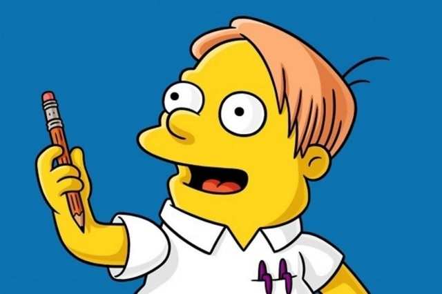 Por este motivo Martin podría desaparecer de Los Simpson