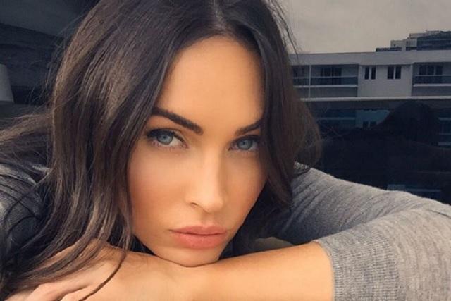 Sorprende Megan Fox por foto sin maquillaje y supuesta cirugía