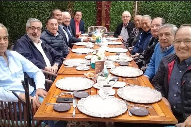 Melquiades agrupa al viejo PRI de Puebla de cara a 2021