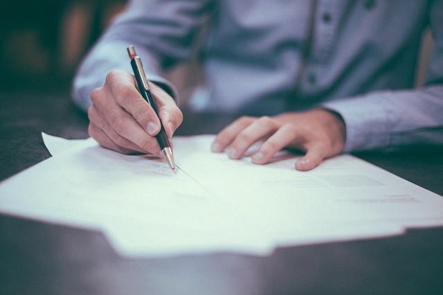 ¿Cuánto cuesta hacer un testamento en septiembre?