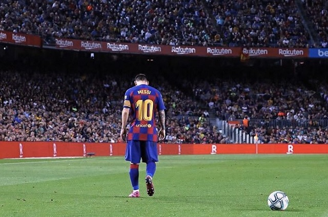 Messi asegura que España lo ha maltratado