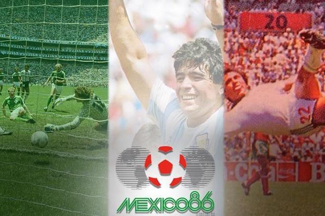 Eligen logo de México 86 como el mejor de los mundiales