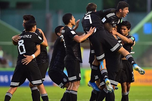 Con golazo y en penales, México Sub-17 se mete a la final de la copa del mundo