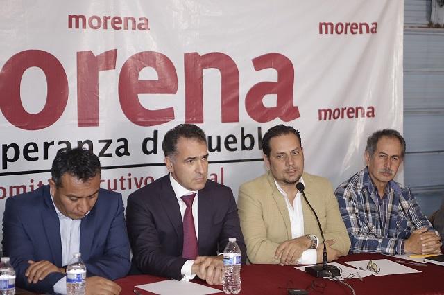 Morenistas arrancan campaña por la dirigencia estatal
