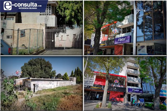 Usan domicilios falsos en Puebla empresas contratadas por Morena