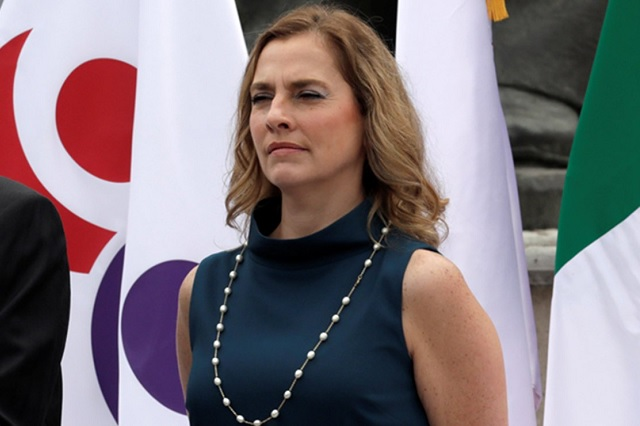 Nombran a Beatriz Gutiérrez Müller Investigadora Nacional Nivel I del SNI