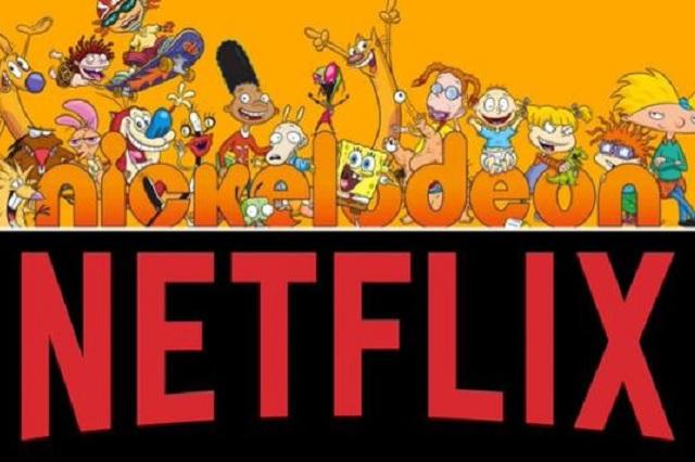 Netflix suma fuerzas con Nickelodeon para tratar de derrotar a Disney Plus