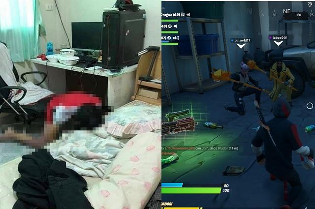 Se desvela jugando videojuegos y muere por derrame cerebral