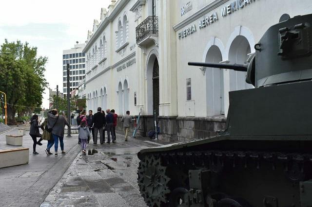 Noche de Museos rompe récord de visitantes en Puebla