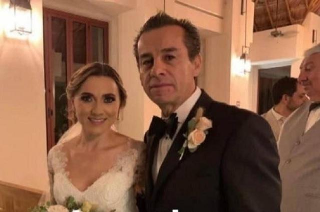 Exalcalde mexicano se casa con su nuera tras muerte de su hijo
