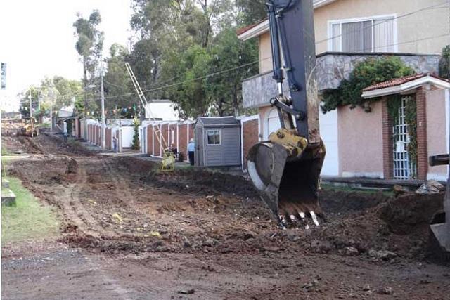 Si obras dañan a vecinos, gobierno los indemnizará, según nueva ley