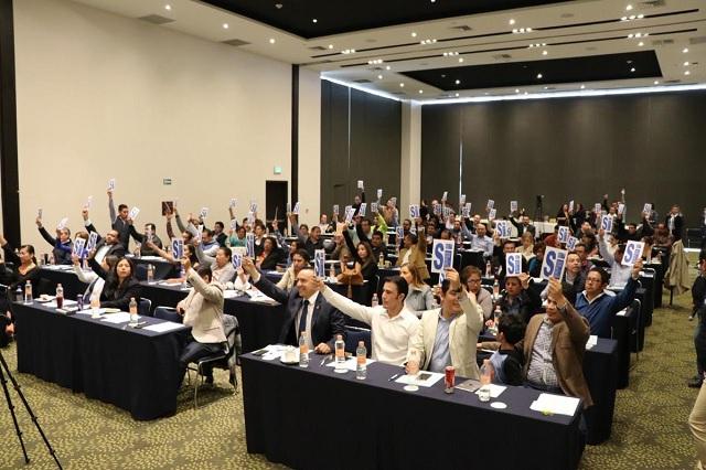 Promueve Genoveva a gente ligada a Manzanilla en la Comisión Electoral