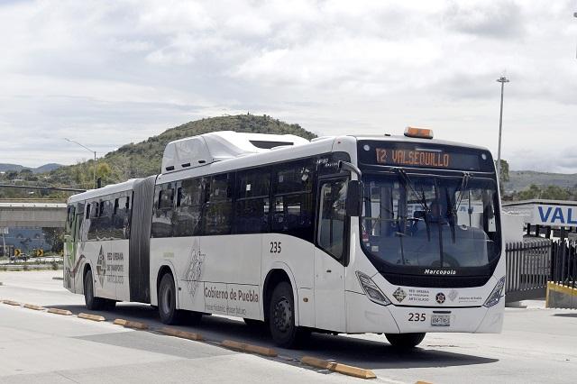 El Metrobús ya prevé aumentos periódicos a su tarifa: Barbosa