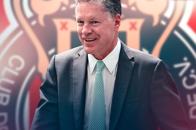 ¿Es Ricardo Peláez lo que Chivas necesita para levantar?