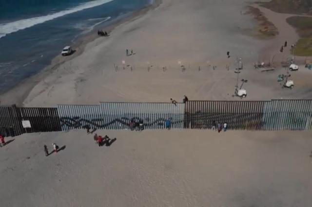 Pentágono destina más de 3 mil MDD para muro fronterizo