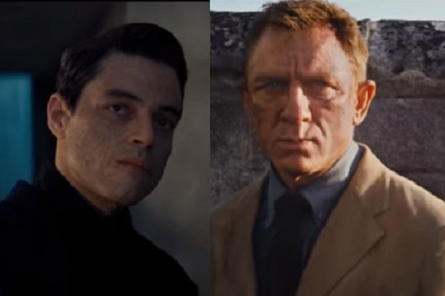 ¡Increíble! Así lucirá Rami Malek en la última entrega de James Bond