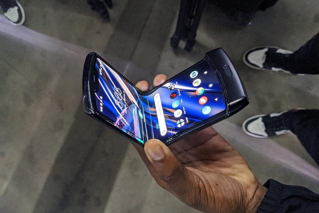 Regresa el Motorola Razr y es más increíble que nunca