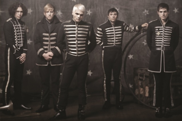 My Chemical Romance anuncia su regreso a los escenarios