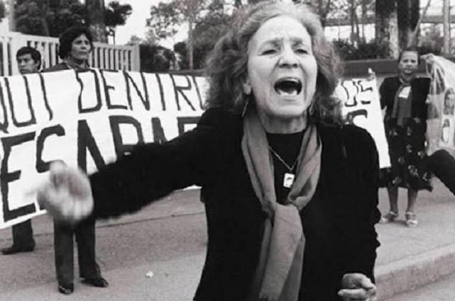 Rosario Ibarra: la mujer y activista que no lucha por premios