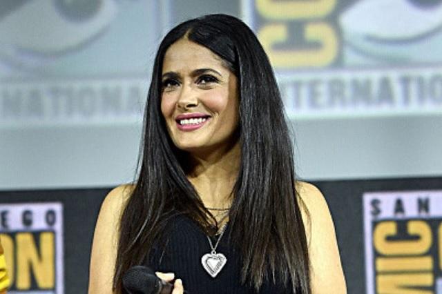 Este es el personaje que Salma Hayek tendrá con Marvel