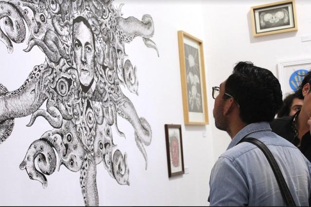 Salón Puebla permanece hasta el 25 de noviembre