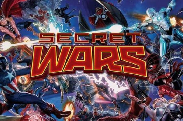 Secret Wars sería la quinta película de Avengers