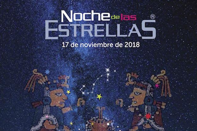Alistan para 17 de noviembre la Noche de las Estrellas en Puebla