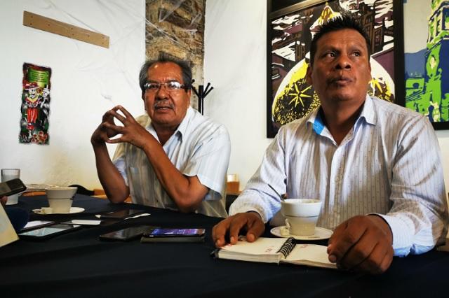 Exige CNTE investigación por aviadores en la SEP poblana