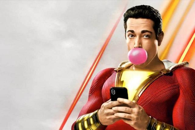 Shazam tendría crossover con otra película de DC