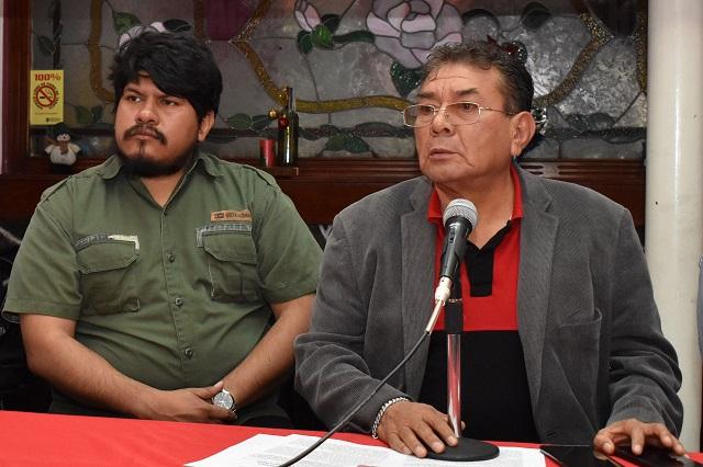 Pide Simitrio juicio político para el ex fiscal Carrancá