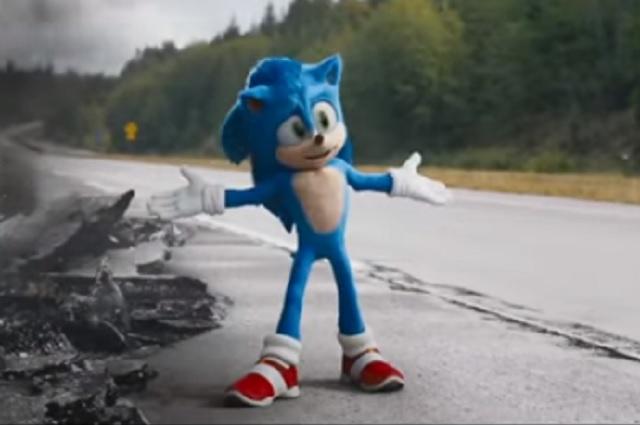 Así se ve el nuevo y mejorado tráiler de Sonic