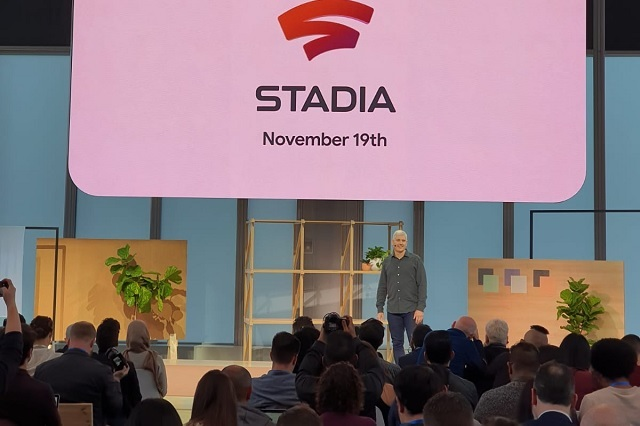 Google presenta Stadia, su nueva plataforma de videojuegos