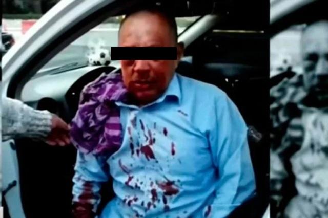 Jóvenes se niegan a pagar y matan a taxista en CDMX