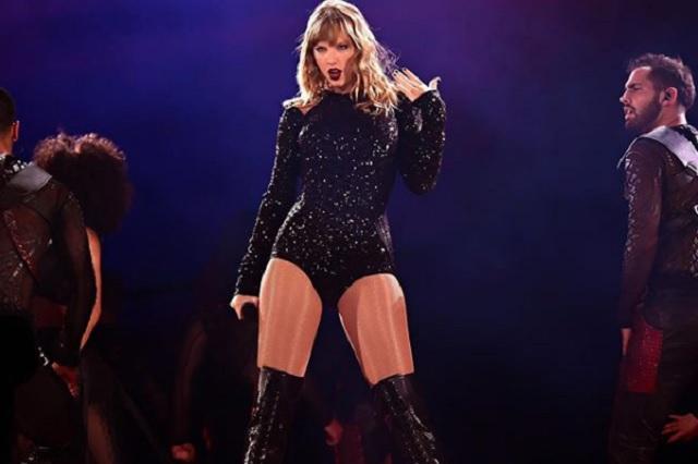 Eligen a Taylor Swift mejor artista de la década y podría superar a Michael Jackson