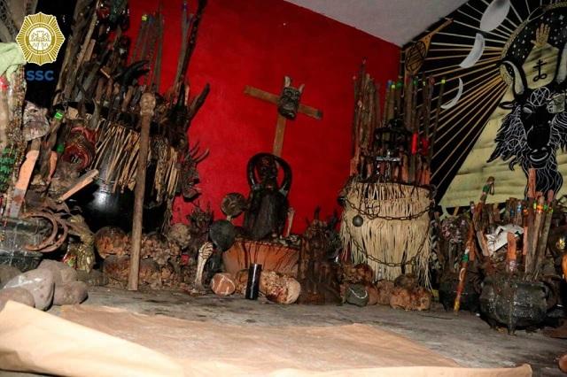 Los macabros hallazgos en narco-túnel de Tepito