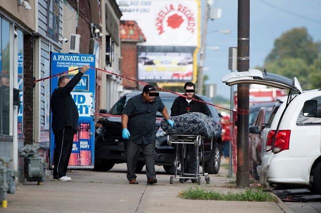 Mueren dos mexicanos durante tiroteo en Kansas City