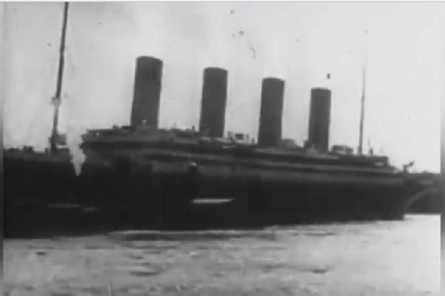 Salen a la luz nuevas imágenes de restos del Titanic